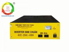 Inverter Sine Chuẩn 48V - 5.000VA